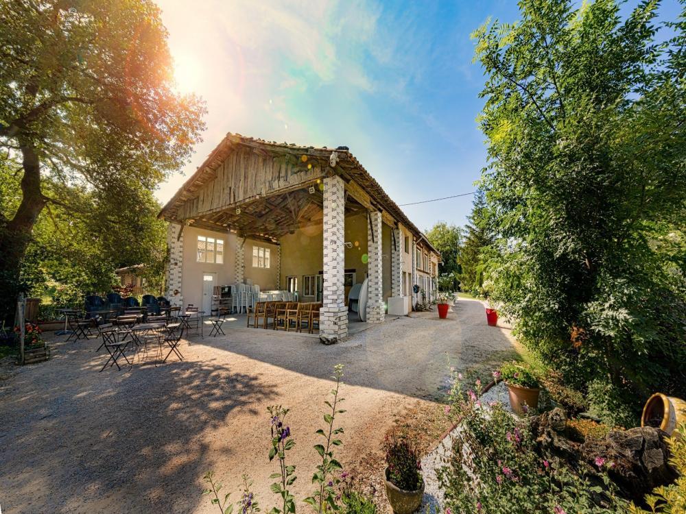domaine miraval camping salle reception tarn haute garonne