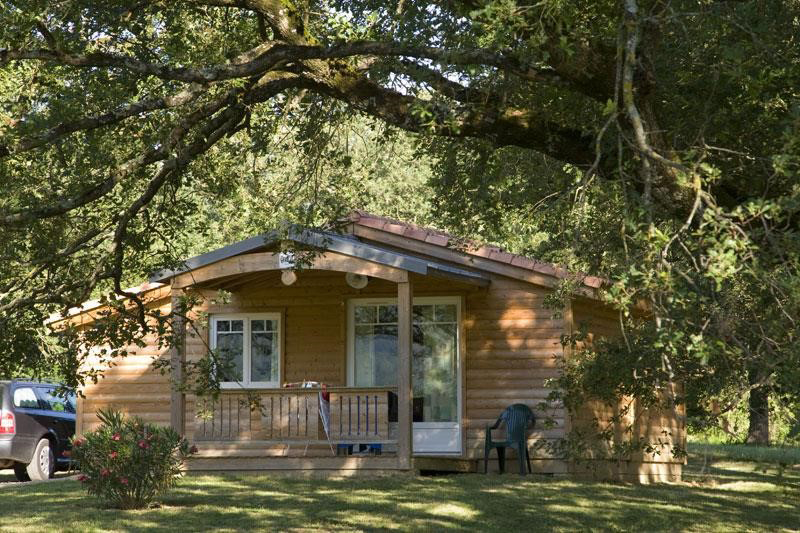 domaine miraval location chalet camping nature tarn