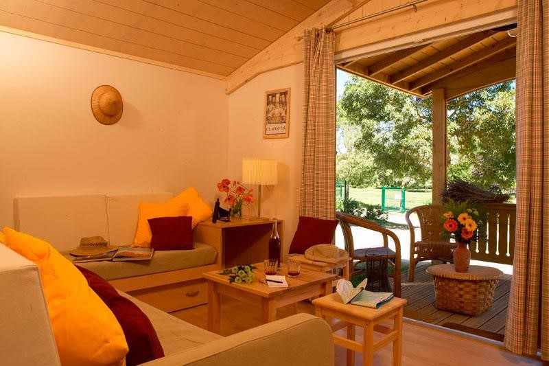 domaine miraval location chalet camping tarn