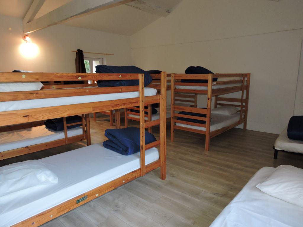 location gite dortoir tarn domaine miraval