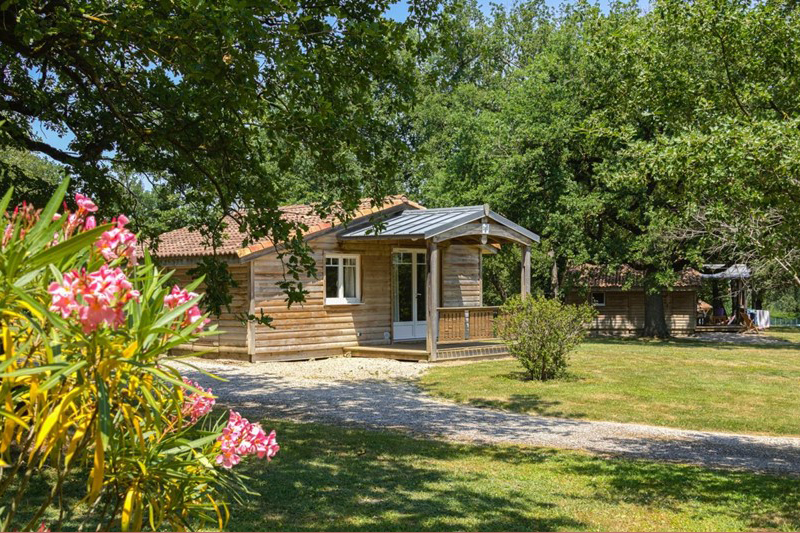 domaine miraval nature location chalet camping tarn