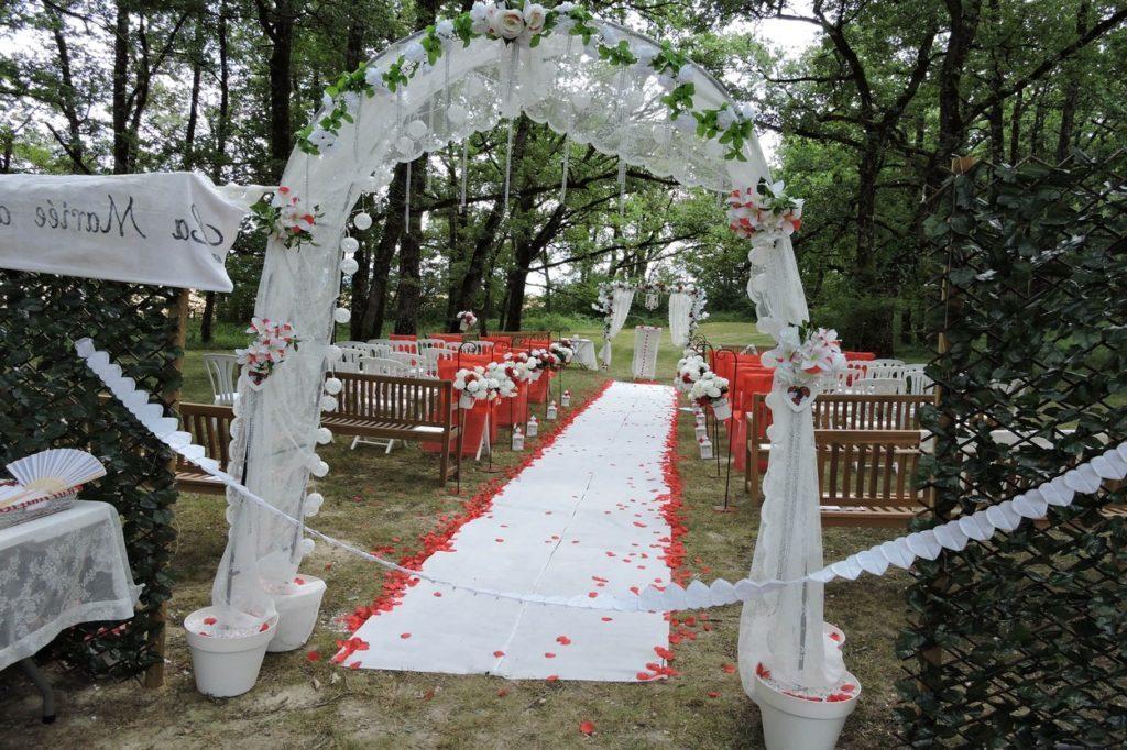 salle reception mariage tarn domaine miraval