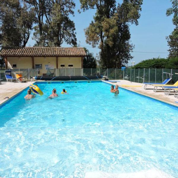 camping piscine tarn nature haute garonne domaine miraval