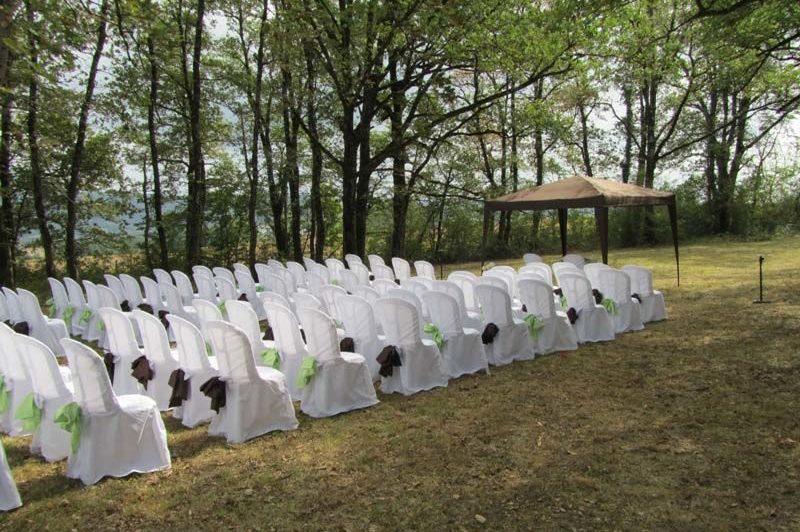 salle de mariage tarn ceremonie laique domaine miraval