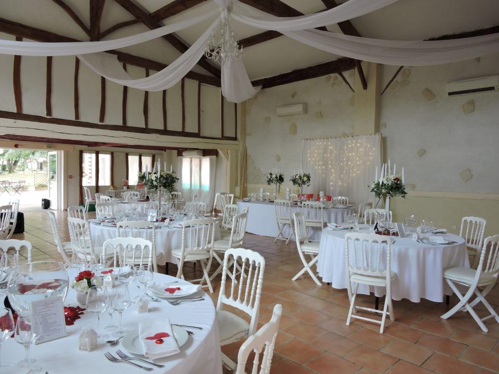 salle de mariage tarn haute garonne domaine miraval